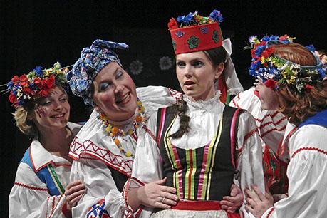 «Вясёлы кірмаш», реж. М. Абрамов, 2006 г.
