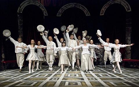 «Полоумный Журден», реж. М. Абрамов, 2008 г.