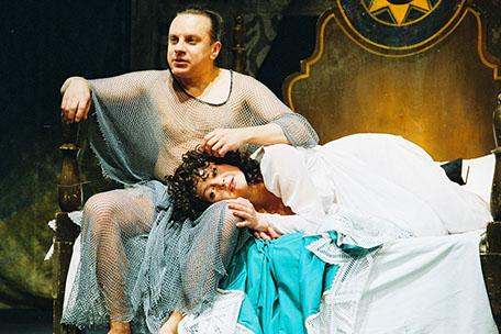 «Тойбеле и её демон», реж. Я. Натапов, 1998 г.